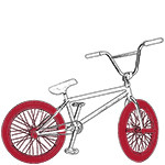 BMX Wheels & Tires