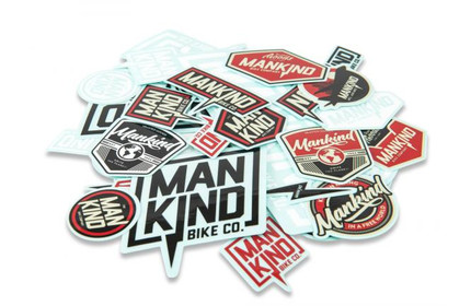 MANKIND V2 Sticker Pack SALE