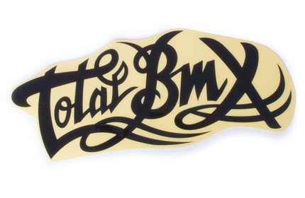 TOTAL-BMX Big Logo Sticker