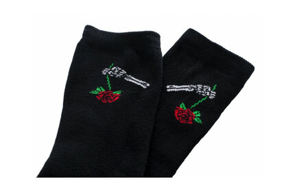 SUBROSA Under The Rose Socks