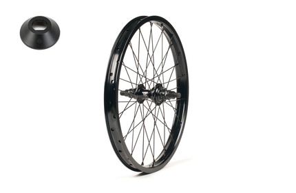 SALTPLUS Summit 18 Cassette Rear Wheel