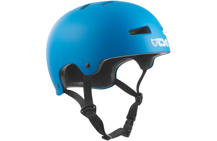 TSG Evolution Helmet satin-dark-cyan