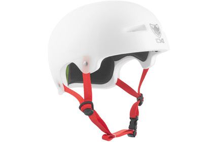 TSG Evolution Special Makeup Helmet clear-white