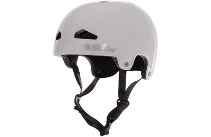 SHADOW Featherweight Helmet gloss-white