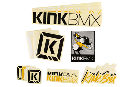 KINK Sticker Set