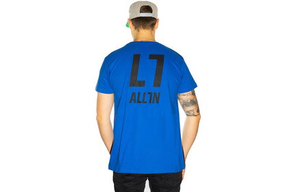 ALL-IN Classic T-Shirt Blue