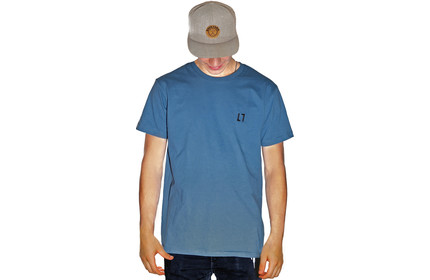 ALL-IN Stick T-Shirt Blue