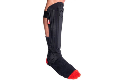 SHADOW Invisa Lite Shin/Ankle Combo Pads