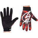 SHADOW Conspire Red Tye-Die Gloves