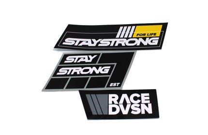 STAY-STRONG Sticker Pack