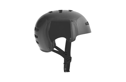 TSG Evolution Kids Helmet injected-black