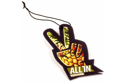 ALL-IN Pineapple Touch Air Freshener