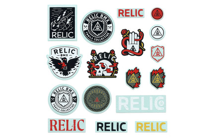 RELIC Sticker Pack