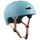 TSG Evolution Helmet satin-porcelain-blue