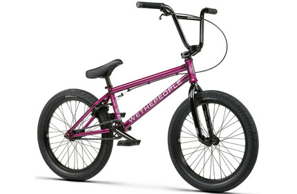 WETHEPEOPLE CRS FC BMX Bike 2021 Berry
