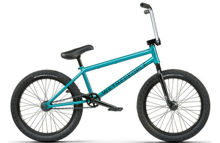 WETHEPEOPLE Crysis BMX Bike 2021 Teal