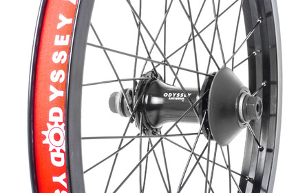 ODYSSEY Hazard Lite Antigram V2 20 Cassette Rear Wheel