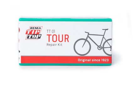 REMA Tip Top TT01 Tube Repair Patch Kit